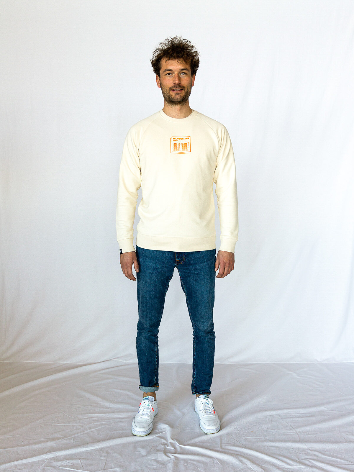 Outlined Sweater